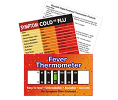 Liquid Crystal Thermometer